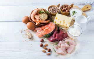 zdroje proteínov v strave a ich vplyv na ľudské telo a jeho zdravie